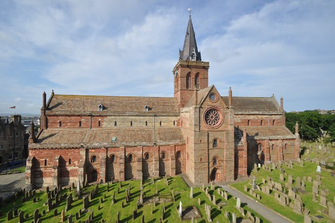 Saint Magnus Cathedral, Kirkwall, United Kingdom