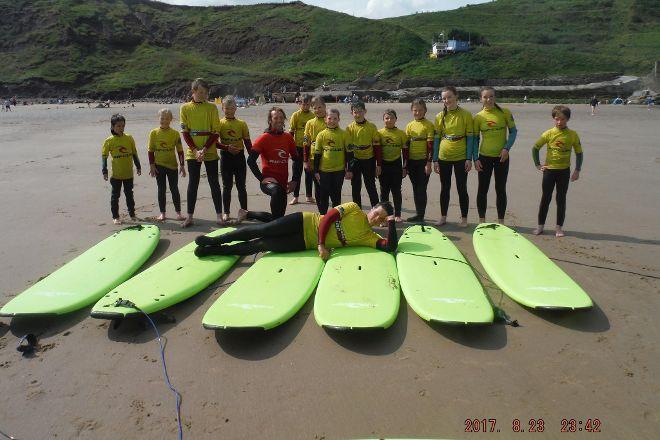 Scarborough Surf School, Scarborough, United Kingdom