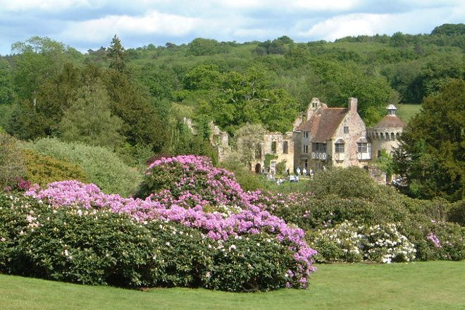 Scotney Castle Garden, Lamberhurst, United Kingdom