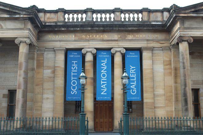 Scottish National Gallery, Edinburgh, United Kingdom