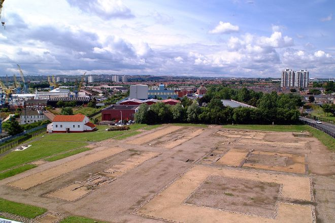 Segedunum Roman Fort and Museum, Wallsend, United Kingdom