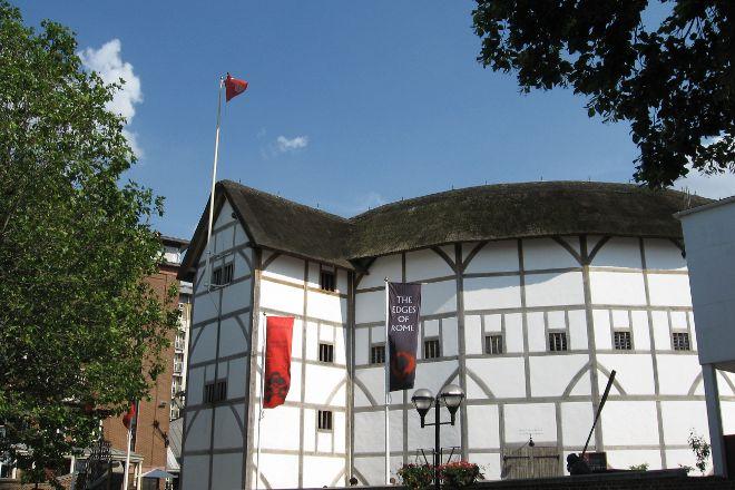 Shakespeare's Globe Theatre, London, United Kingdom