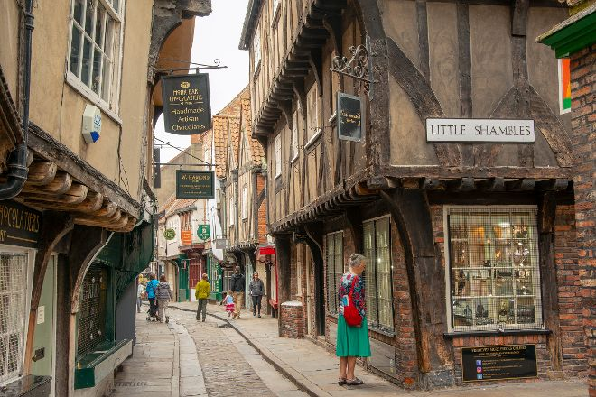 York Shambles, York, United Kingdom