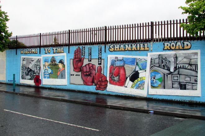 Shankill Road, Belfast, United Kingdom