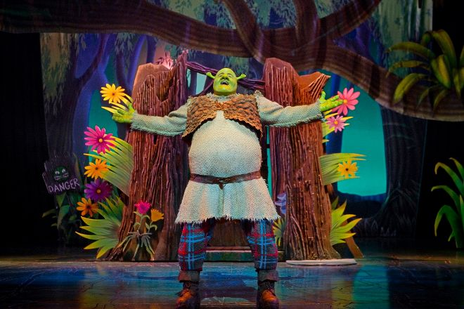 Shrek the Musical, London, United Kingdom