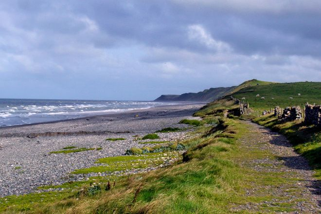 Silecroft Beach, Silecroft, United Kingdom