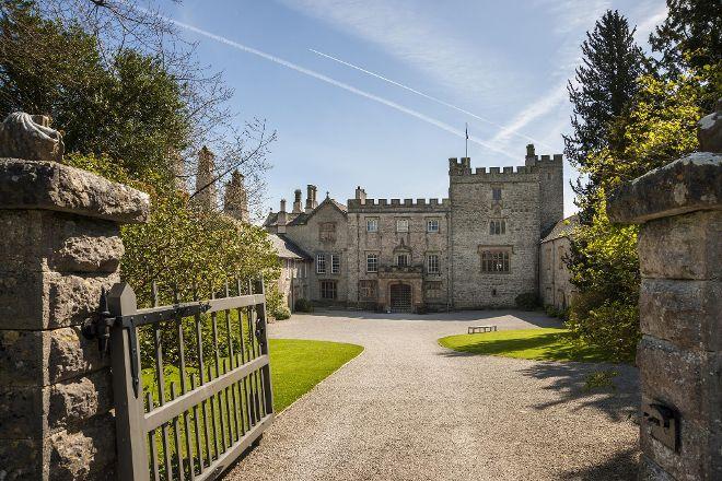 Sizergh Castle, Kendal, United Kingdom