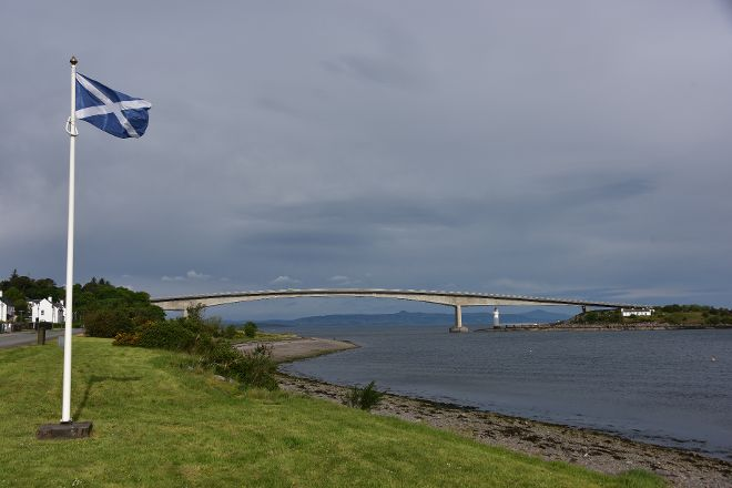 Skye Bridge, Kyle of Lochalsh, United Kingdom