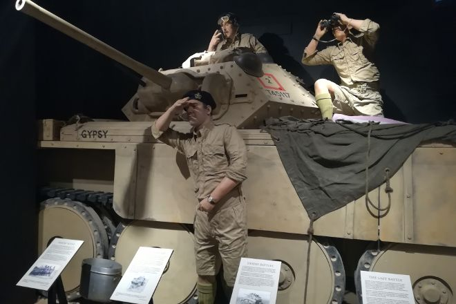 Soldiers of Gloucestershire Museum, Gloucester, United Kingdom