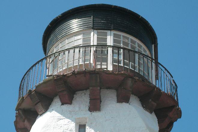 Southerness Lighthouse, Southerness, United Kingdom