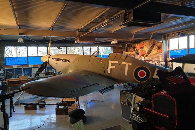 Spitfire & Hurricane Memorial Museum, Manston, United Kingdom