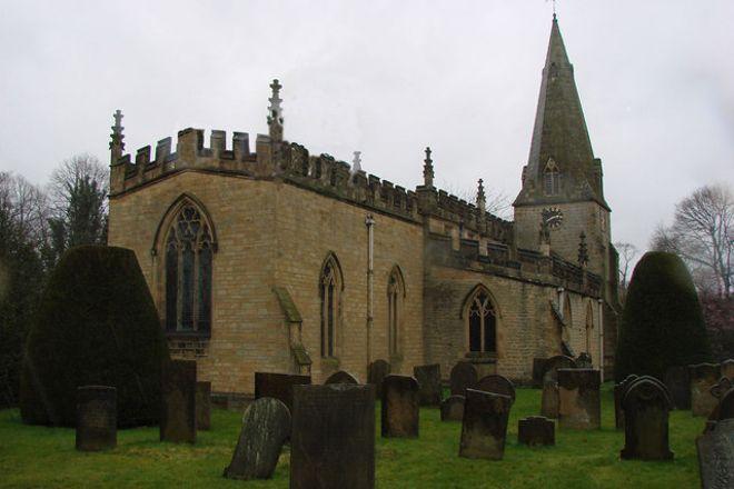 St Anne's Church, Baslow, Baslow, United Kingdom