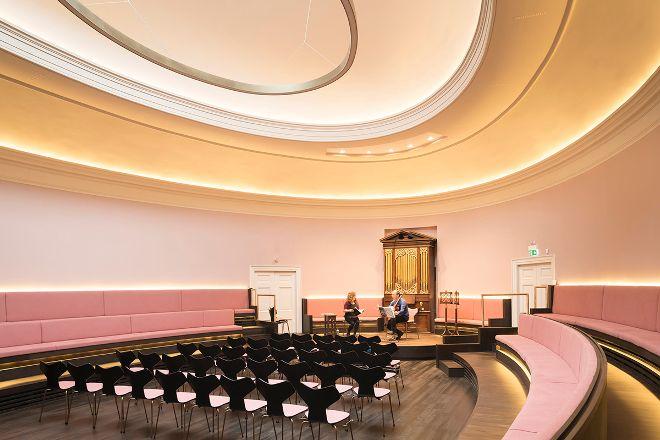 St Cecilia's Hall & Music Museum, Edinburgh, United Kingdom