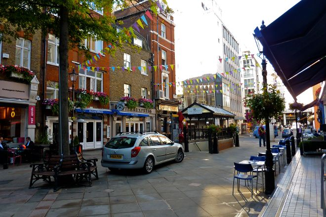 St. Christopher's Place, London, United Kingdom