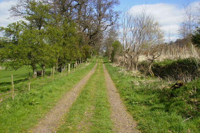 St Cuthberts Way, Melrose, United Kingdom
