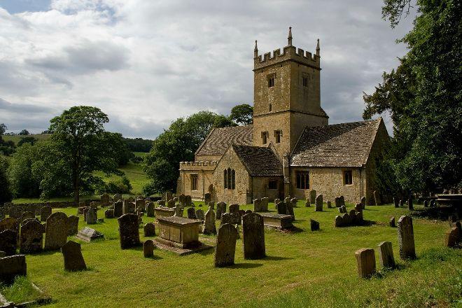 St Eadburgha's Church, Chipping Campden, United Kingdom