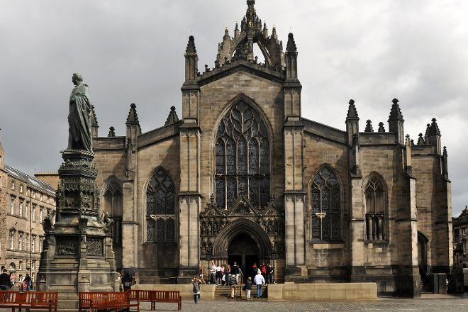 St Giles' Cathedral, Edinburgh, United Kingdom