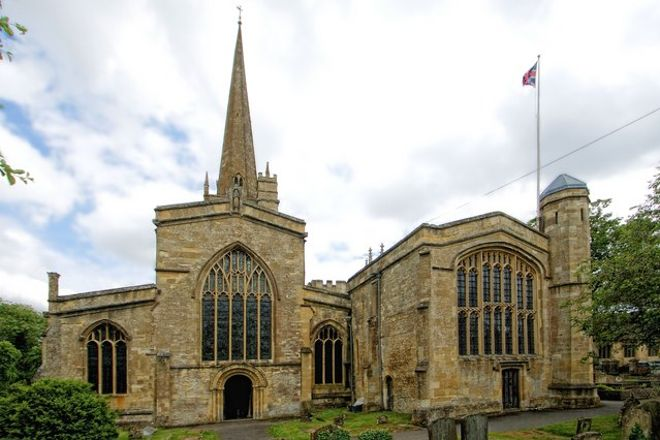 St John the Baptist, Burford, United Kingdom