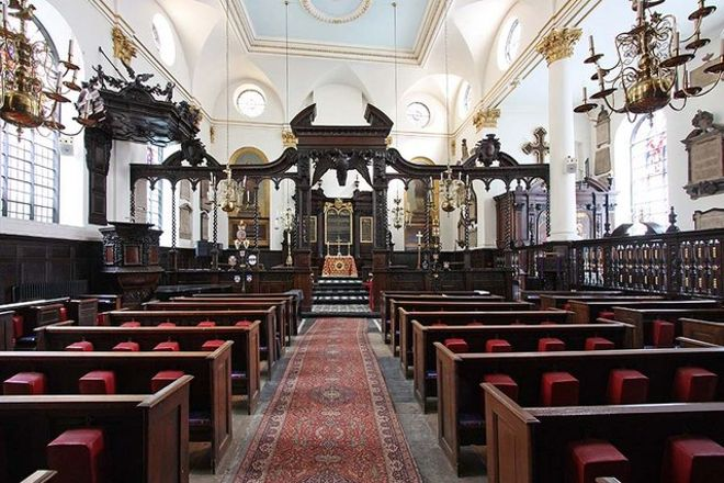 St. Margaret Lothbury Church, London, United Kingdom