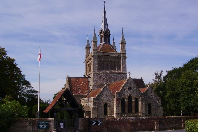 St Mildred's Church, Whippingham, United Kingdom