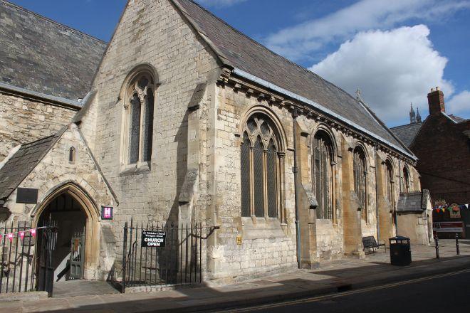 St. Nicholas' Church, Gloucester, United Kingdom