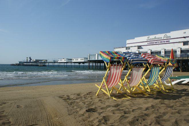 Steve's Beach, Sandown, United Kingdom