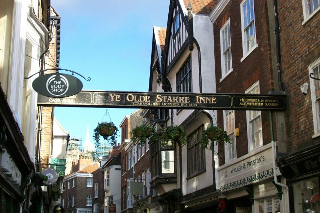Stonegate, York, United Kingdom