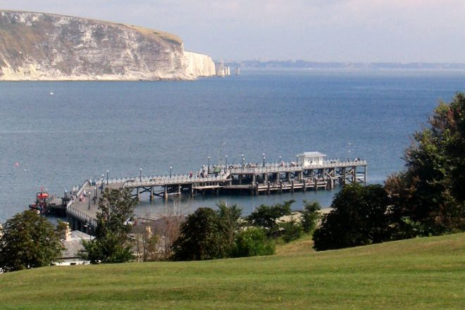 Swanage Pier, Swanage, United Kingdom