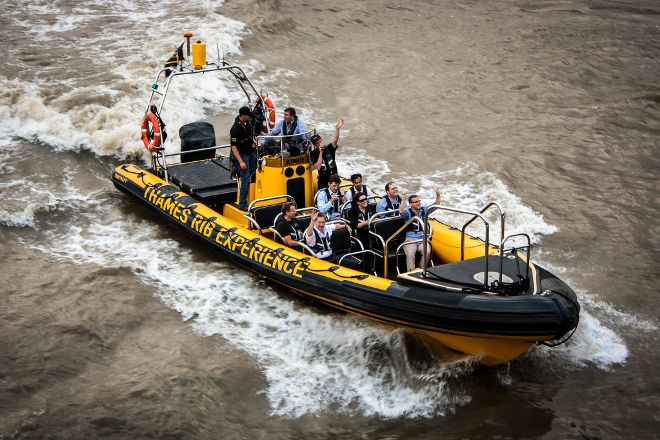 Thames RIB Experience, London, United Kingdom