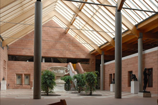 The Burrell Collection, Glasgow, United Kingdom