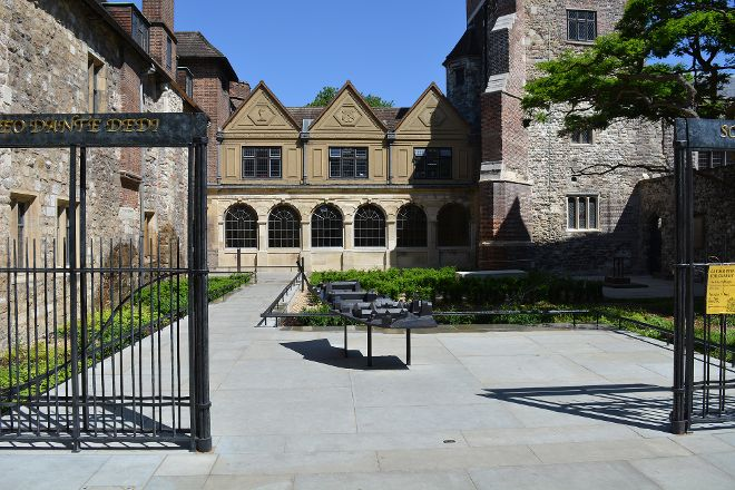 The Charterhouse, London, United Kingdom