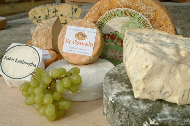 The Cotswold Cheese Company, Moreton-in-Marsh, United Kingdom