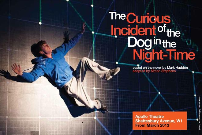 The Curious Incident Of The Dog In The Night‑Time, London, United Kingdom