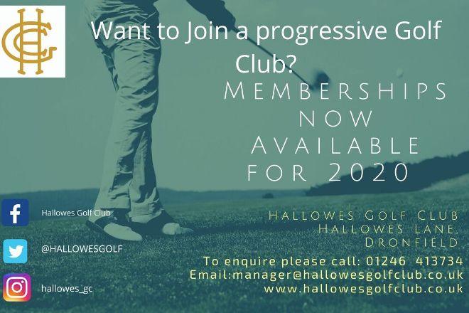 The Hallowes Golf Club, Dronfield, United Kingdom