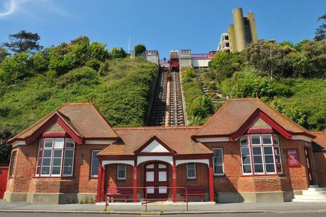 The Leas Lift, Folkestone, United Kingdom