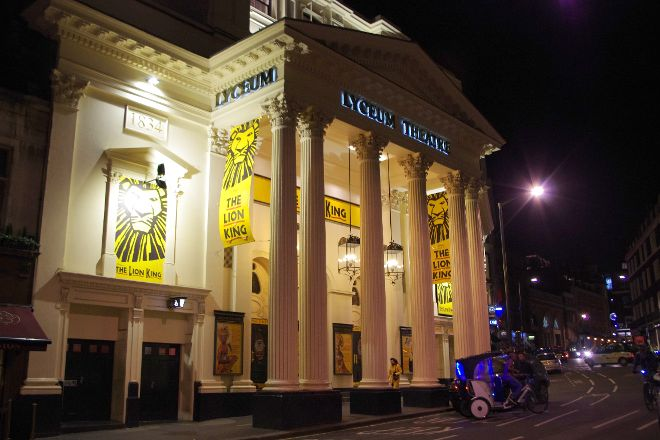 The Lion King, London, United Kingdom