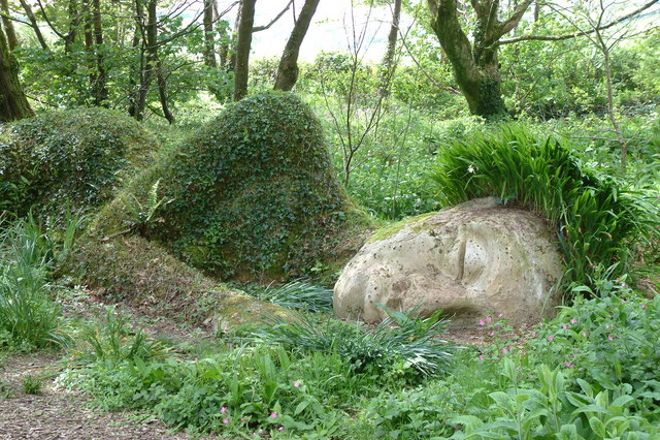 The Lost Gardens of Heligan, Pentewan, United Kingdom
