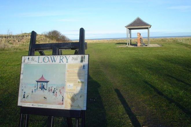 The Lowry Trail, Berwick upon Tweed, United Kingdom