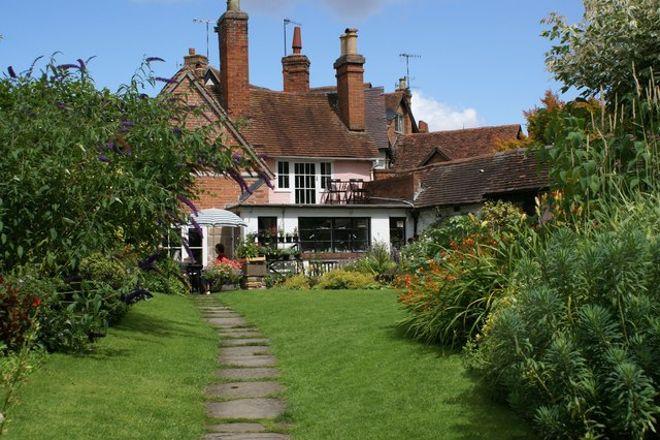 The Mill Garden, Warwick, United Kingdom