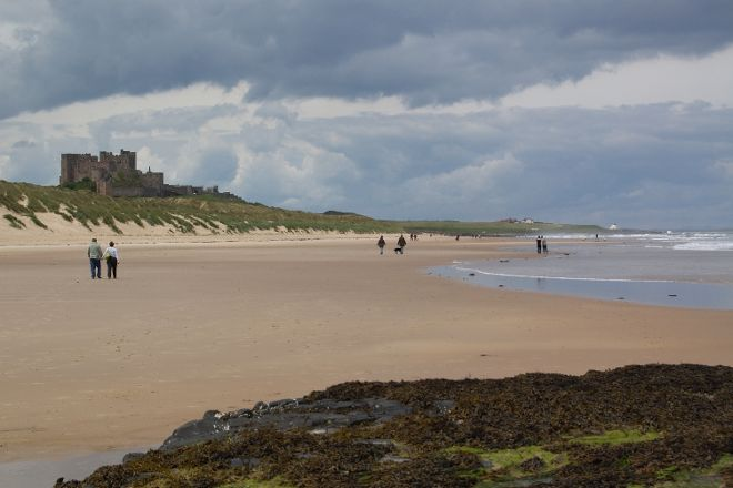 The Northumberland Coast Area of Outstanding Natural Beauty, Seahouses, United Kingdom