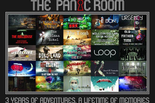 The Panic Room, Gravesend, United Kingdom