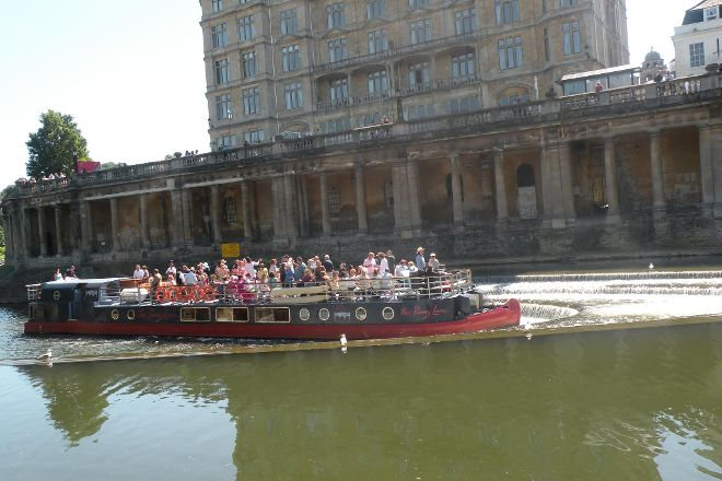 The Penny Lane River Cruiser, Bath, United Kingdom