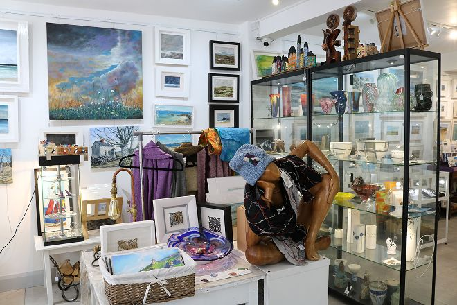 The Puffin Gallery, Ballycastle, United Kingdom