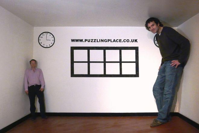 The Puzzling Place, Keswick, United Kingdom