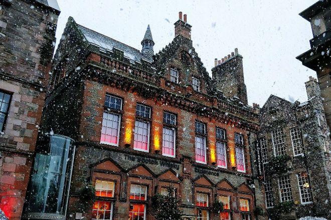 The Scotch Whisky Experience, Edinburgh, United Kingdom