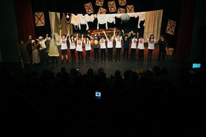 Theatre on Foot, Liverpool, United Kingdom