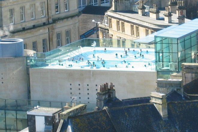 Thermae Bath Spa, Bath, United Kingdom