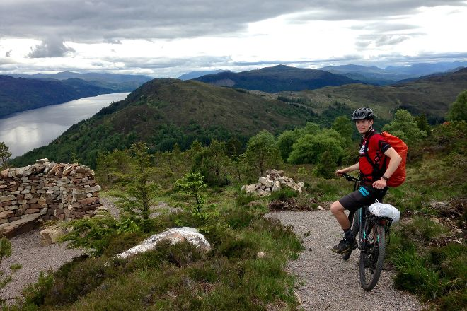 Ticket To Ride - Bike Hire, Inverness, United Kingdom