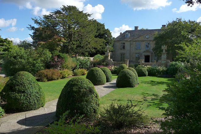 Tintinhull Garden, Yeovil, United Kingdom