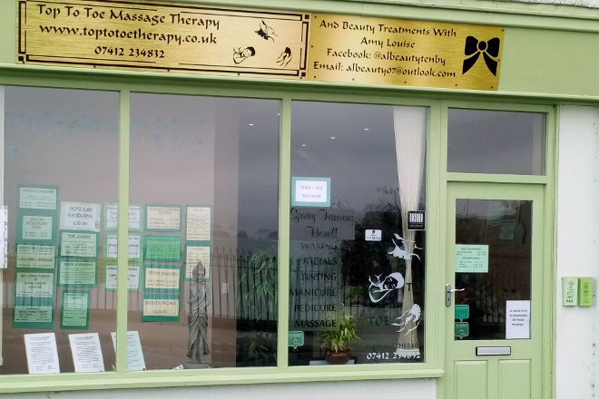 Top To Toe Massage And Beauty, Tenby, United Kingdom